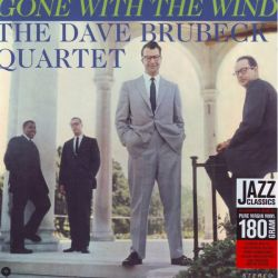 BRUBECK, DAVE - GONE WITH THE WIND (1LP) - 180 GRAM PRESSING