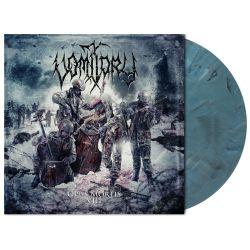 VOMITORY - OPUS MORTIS VIII (1 LP) - DUSK BLUE BLACK MARBLED VINYL