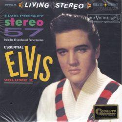 PRESLEY, ELVIS - STEREO 57: ESSENTIAL ELVIS VOLUME 2 (2 LP) - 45 RPM - AP EDITION - 180 GRAM PRESSING - WYDANIE AMERYKAŃSKE