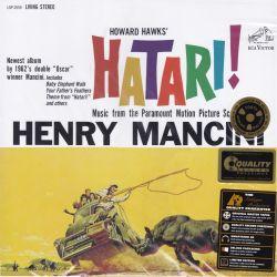 HATARI! - HENRY MANCINI (2 LP) - 45 RPM - AP EDITION - 200 GRAM PRESSING - WYDANIE AMERYKAŃSKE