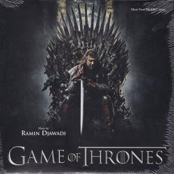 GAME OF THRONES [GRA O TRON] - RAMIN DJAWADI (2 LP) - LIMITED EDITION 180 GRAM PRESSING - WYDANIE AMERYKAŃSKE