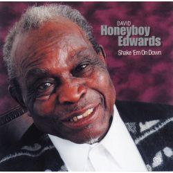 DAVID HONEYBOY EDWARDS - SHAKE 'EM ON DOWN (1 SACD) - APO EDITION - WYDANIE AMERYKAŃSKIE