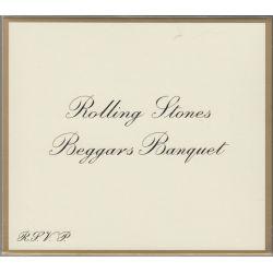 ROLLING STONES - BEGGARS BANQUET (1 CD)