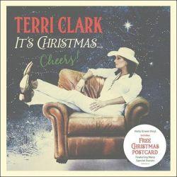 Terri Clark - It's Christmas...Cheers! (Colored Vinyl LP)