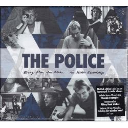 POLICE, THE - EVERY MOVE YOU MAKE: THE STUDIO RECORDINGS (6 CD)