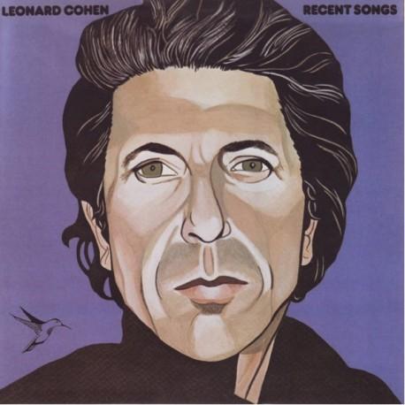 COHEN, LEONARD - RECENT SONGS (1LP) - MOV EDITION - 180 GRAM PRESSING