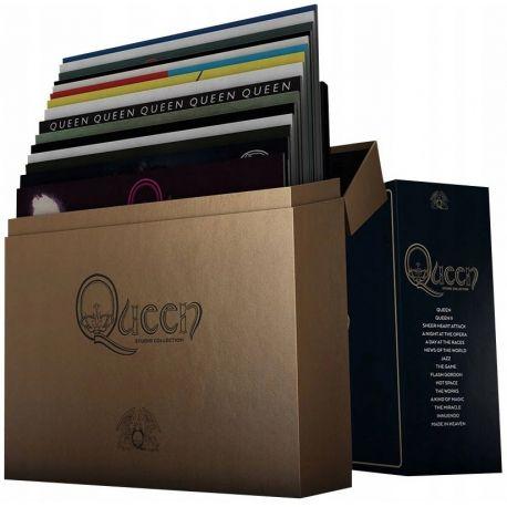 QUEEN - STUDIO ALBUM COLLECTION (18 LP) - 180 GRAM COLOURED VINYLS - WYDANIE AMERYKAŃSKIE
