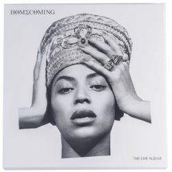 BEYONCE - HOMECOMING: THE LIVE ALBUM (4 LP)