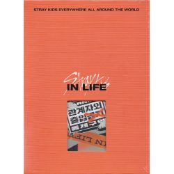 STRAY KIDS - VOL. 1 (REPACKAGE) IN LIFE (1 CD) - TYPE A