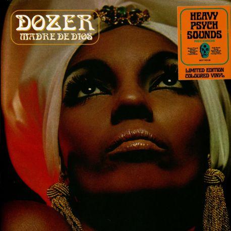 DOZER - MADRE DE DIOS (1 LP) LIMITED EDTION COLOURED VINYL PRESSING