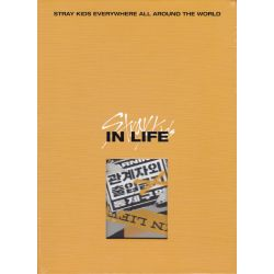 STRAY KIDS - VOL. 1 (REPACKAGE) IN LIFE (1 CD) - TYPE B