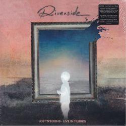 RIVERSIDE - LOST'N'FOUND: LIVE IN TILBURG (3 LP + 2 CD) - 180 GRAM PRESSING