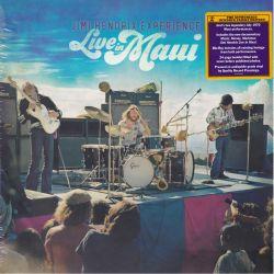 HENDRIX, JIMI EXPERIENCE - LIVE IN MAUI (3 LP + 1 BLU-RAY) - WYDANIE AMERYKAŃSKIE