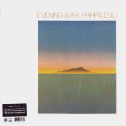 FRIPP, ROBERT & ENO, BRIAN - EVENING STAR (1LP) - 200 GRAM PRESSING
