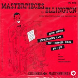 ELLINGTON, DUKE - MASTERPIECES BY ELLINGTON (1LP) - ANALOGUE PRODUCTIONS EDITION - 200 GRAM PRESSING - WYDANIE AMERYKAŃSKIE