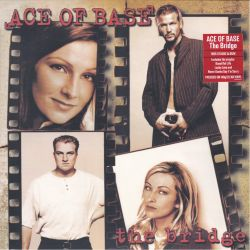 ACE OF BASE - THE BRIDGE (1 LP) - LIMITED CLEAR VINYL PRESSING