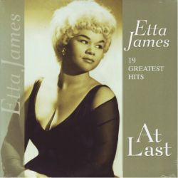 JAMES, ETTA - AT LAST: 19 GREATEST HITS (1 LP)