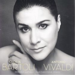 BARTOLI, CECILIA / ENSEMBLE MATHEUS / JEAN-CHRISTOPHE SPINOSI - ANTONIO VIVALDI (1 LP)