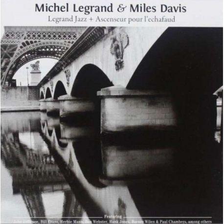 LEGRAND, MICHEL & MILES DAVIS - LEGRAND JAZZ + ASCENSEUR POUR L'ECHAFAUD (1 CD)