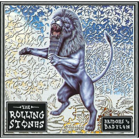 ROLLING STONES, THE - BRIDGES TO BABYLON (1 CD)