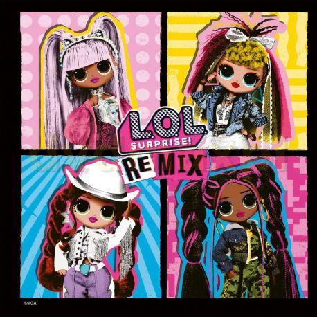 L.O.L. SURPRISE! - REMIX (1 CD)