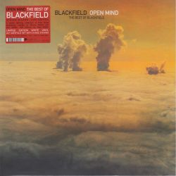 BLACKFIELD - OPEN MIND - THE BEST OF BLACKFIELD (2 LP) - LIMITED EDITION ORANGE VINYL PRESSING