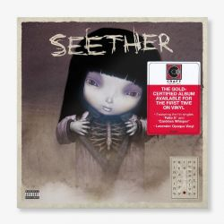 SEETHER - FINDING BEAUTY IN NEGATIVE SPACES (2 LP)