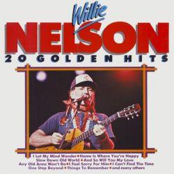 NELSON, WILLIE - 20 GOLDEN HITS (1LP)