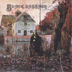 BLACK SABBATH - BLACK SABBATH (1 LP) - 180 GRAM PRESSING - WYDANIE AMERYKAŃSKIE