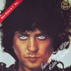 BOLAN, MARC & T. REX [TYRANNOSAURUS REX] - ZINC ALLOY & THE HIDDEN RIDERS OF TOMORROW (1LP) - 180 GRAM PRESSING