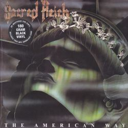SACRED REICH - THE AMERICAN WAY (1 LP) - 180 GRAM PRESSING