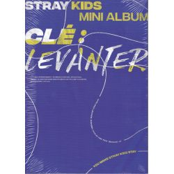 STRAY KIDS - CLE: LEVANTER (1 CD) - LEVANTER VERSION