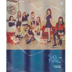 TWICE - SIGNAL: THE 4TH MINI ALBUM (1 CD)