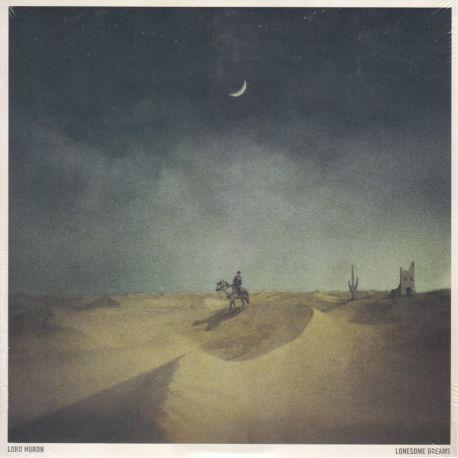 LORD HURON - LONESOME DREAMS (1 LP) - WYDANIE AMERYKAŃSKE