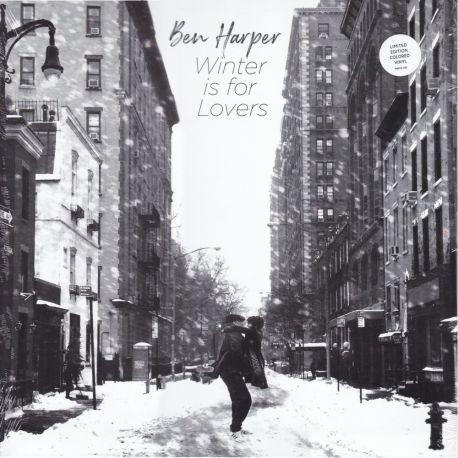 HARPER, BEN - WINTER IS FOR LOVERS (1 LP) - LIMITED EDITION WHITE OPAQUE VINYL PRESSING - WYDANIE AMERYKAŃSKE