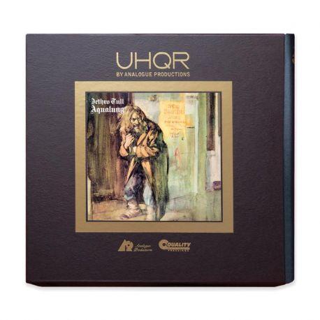 JETHRO TULL - AQUALUNG (2 LP) - LIMITED 45rpm AP UHQR EDITION - 200 GRAM PRESSING - WYDANIE AMERYKAŃSKE