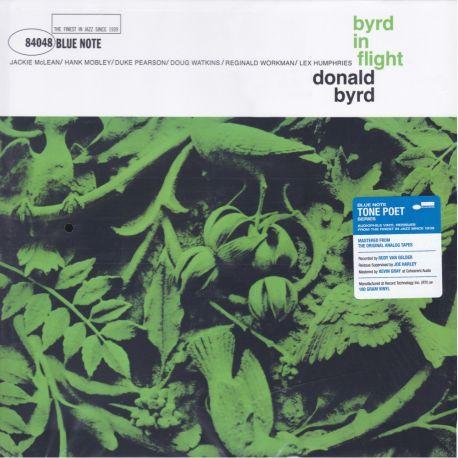 BYRD, DONALD - BYRD IN FLIGHT (1 LP) - TONE POET - WYDANIE AMERYKAŃSKE