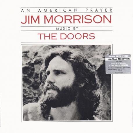 THE DOORS – JIM MORRISON: AN AMERICAN PRAYER (1 LP) - WYDANIE AMERYKAŃSKE