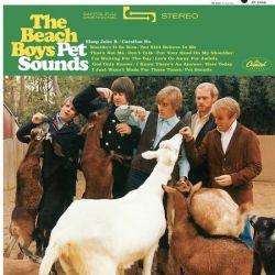 BEACH BOYS, THE - PET SOUNDS (1 LP) - AP STEREO EDITION - 180 GRAM PRESSING - WYDANIE AMERYKAŃSKIE