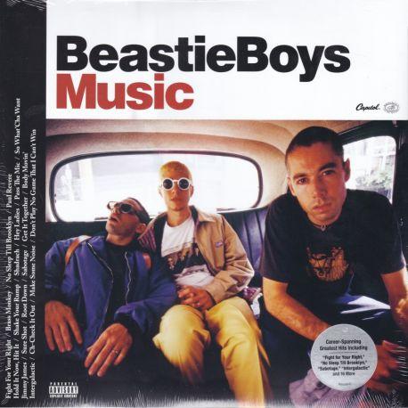 BEASTIE BOYS - BEASTIE BOYS MUSIC (2 LP) - 180 GRAM PRESSING