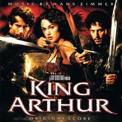KING ARTHUR [KRÓL ARTUR] - HANS ZIMMER (1 CD)