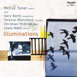 TYNER, MCCOY - ILLUMINATIONS (1 CD)