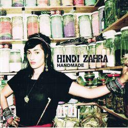 ZAHRA, HINDI - HANDMADE (1 CD)