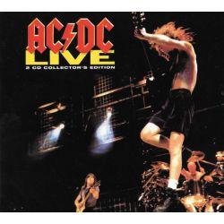 AC/DC - LIVE (2 CD) - COLLECTORS EDITION - WYDANIE AMERYKAŃSKIE