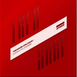 ATEEZ - TREASURE EPILOGUE: ACTION TO ANSWER (1 CD) - RED VERSION