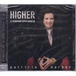 BARBER, PATRICIA - HIGHER (1 SACD) - WYDANIE AMERYKAŃSKIE