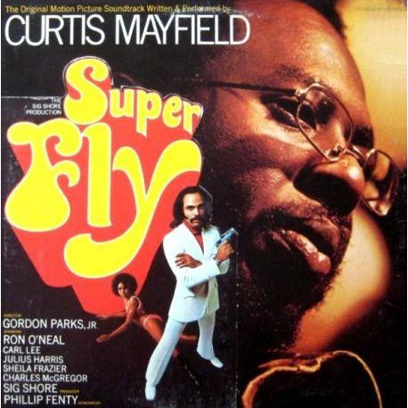 MAYFIELD, CURTIS - SUPER FLY [ODLOT] (1 LP) - WYDANIE AMERYKAŃSKIE
