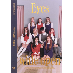 TWICE - EYES WIDE OPEN (1 CD) - RETRO VERSION