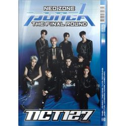 NCT 127 - NEO ZONE: THE FINAL ROUND (1 CD) - 2ND PLAYER VERSION