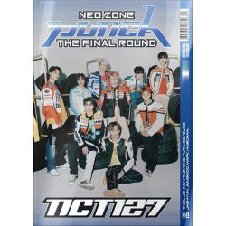 NCT 127 - NEO ZONE: THE FINAL ROUND (1 CD) - 1ST PLAYER VERSION